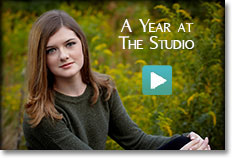 A year at Susan White & Mark O'Connell Studio Video
